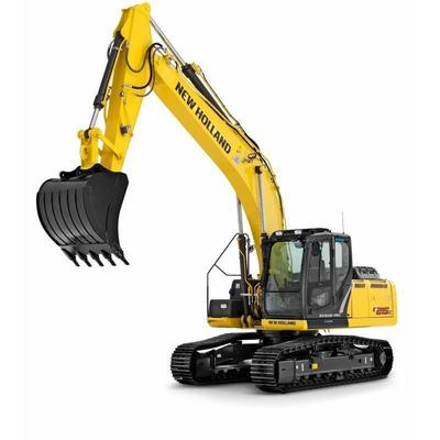 Ходовая часть экскаватора New Holland 215B