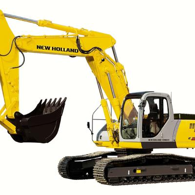 Ходовая часть экскаватора New Holland 265B