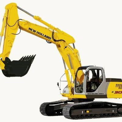 Ходовая часть экскаватора New Holland 305B