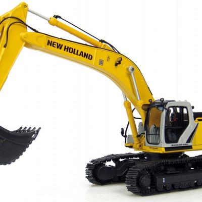 Ходовая часть экскаватора New Holland 385B